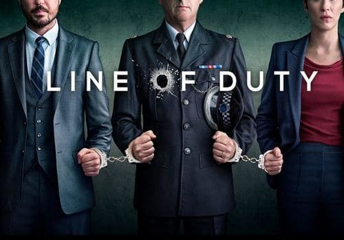 line of duty quiz
